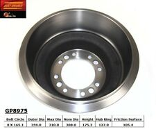 Brake Drum-4WD Rear Best Brake GP8975