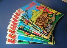 Avventure Americane Nuova Serie Seq. n.151-60! Nuovi! L'uomo Mascherato! 1970 ▓