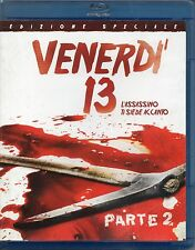 Friday The 13th Part 2 - Blu-Ray Disc -