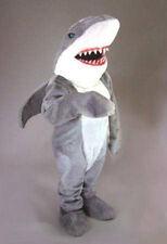 High quality Shark cartoon mascot costume Halloween party adult size