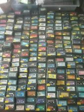 """Nintendo Gameboy/Game Boy Color & Advance games """"Buy 2 get 1 Free"""" GBA GBC Lot"""