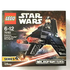 LEGO Star Wars Microfighters 75163 Krennic's Imperial Shuttle - Serie 4 NEU OVP