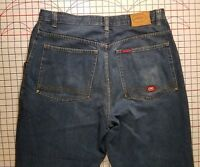 Ecko unltd 40 x 31 relaxed rhino pants denim baggy loose Marc jeans straight