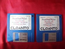 Personal Paint Version 6.3 DEU Amiga CLOANTO Polaroid DISKETTE