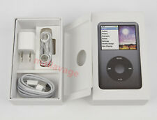 """""""Packaging Box Only"""" For IPod Classic 7th Gen 160GB  Black  Brand New"""