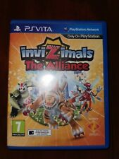 Invizimals L'alliance Ps Vita Sony