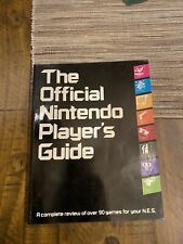 Official Nintendo Player's Guide 1987 No Stickers