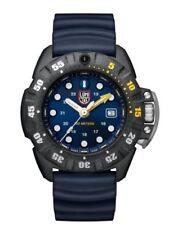 Luminox 1553 Scott Cassell Men's Deep Dive Blue Dial 45mm Case Watch