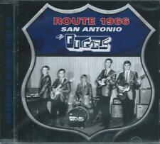 ROUTE 1966 - THE OUTCASTS + S.J. & CROSSROADS TEXAS 60s FARFISA GARAGE SEALED CD