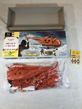 Vintage Revell Sikorsky Helicopter HO4S-1 1960 Navy NIB Spanish Mexico Version !