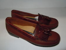 G.H. Bass & Co. Weejuns WOMENS 7 M----Whitney Cognac LOAFERS