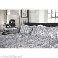 Deyongs Studio1846 Idaho Duvet Set CHARCOAL DOUBLE
