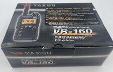 VR-160 Wide Band Handheld Receiver Yaesu 100kHz to 1299.990mHz Amateur Radio z6