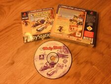 Wacky Races Autorennen Total  PS1 PSX Sony Playstation 1 - Spiel Game