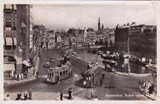NETHERLANDS - Amsterdam - Rokin vanaf Munt - Echte Foto 1948