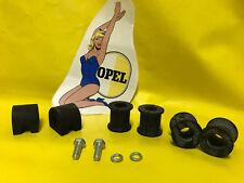 NEU Lager Satz für Stabi Opel Olympia Rekord P1 / P2 Stabilisator VORNE P 1/ P 2