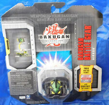 BAKUGAN AIRKOR  Gundalian Battle Gear GOLD AIRKOR Sealed 2009