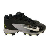 Nike Vapor Ultrafly Keystone Baseball Cleats Kids' EU 29.5 US 12C black (856494)