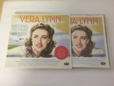 VERA LYNN - NATIONAL TREASURE - THE ULTIMATE COLLECTION - CD