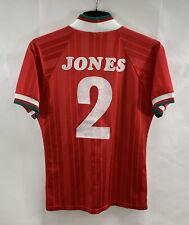 Liverpool Jones 2 Hogar Camiseta De Fútbol 1993/95 adultos Pequeño Adidas C838