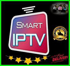 IP * TV 12 month subscription (M3U✔️SMART TV✔️ANDROID✔️MAG) +18