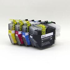 4 Generic dye base LC3319XL 3317 HY for MFC-J6530DW J6730DW J6930dw