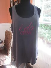 NIKE WOMEN'S PINK TANK TOP WITH BUILT IN BRA SIZE LARGE NEW WITH TAGS