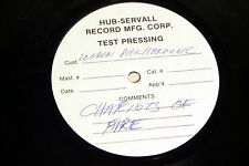 London Philharmonis: Chariots of Fire -TEST PRESSING [VG+ Copy]