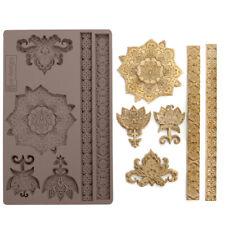 AGADIR PATTERNS Re-Design Prima Decor Moulds Mold Food Safe 5X8 Resin #641030
