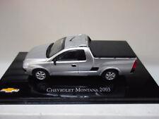 CHEVROLET MONTANA 2003 #33 BRASIL SALVAT 1/43