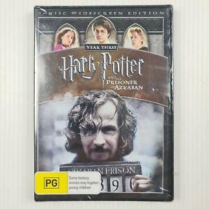 Harry Potter and the Prisoner of Azkaban DVD - R4 - NEW & SEALED - TRACKED POST