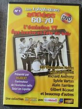 Fabuleuses années 60-70, vartan eddy mitchell vince taylor ect .., DVD N° 1