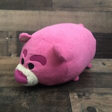"Toy Story Lotso Huggin Bear Plush Doll TSUM TSUM Disney 13"""