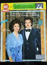 Magazine Point de Vue 15/8/1975; Le Bonheur de Thibaut & Marion d'Orléans