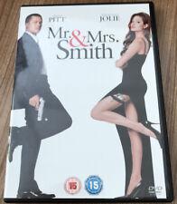 Mr. & Mrs. Smith DVD (2005) Brad Pitt Amazing Value At Low Prices