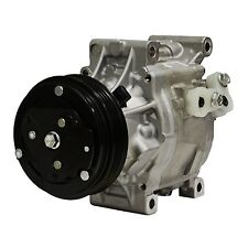 DENSO 471-1488 New Compressor And Clutch