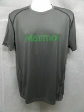 New Marmot Ridgeline Athletic Shirt UPH UV 50 Mens Size Medium M