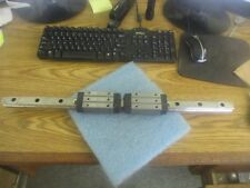 IKO: LRX25 Linear Rail with Two  LRXDG25 Linear Tables . <