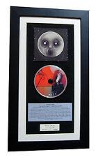 STEVEN WILSON Raven Refused CLASSIC CD Album QUALITY FRAMED+EXPRESS GLOBAL SHIP