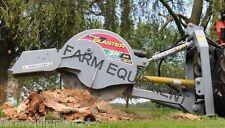 "Baumalight 3P34 Tractor 3Pt, PTO Stump Grinder, 34"" Cutting Wheel"