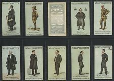 Full Set, Wills, Vanity Fair, 2nd Series 1902 (w14d25-347)