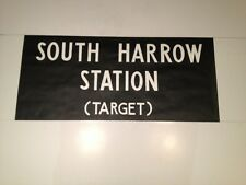 "Harrow Bus Blind 2(31"")- South Harrow Station Target"