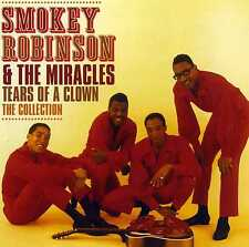 SMOKEY ROBINSON & THE MIRACLES - TEARS OF A CLOWN - THE COLLECTION - NEW CD!!