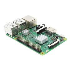For Raspberry Pi 3 Model B+/3B Set 2pcs Aluminum Heatsink+1pc Copper Heat Sink