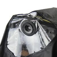 Housse Etanche Imperméable Protection Anti-Pluie pour DSLR Canon Nikon D Série