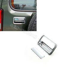 2pcs Bright ABS Auto stern Door Handle Trim cover Fit For Suzuki Jimny 2007-15