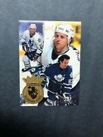 1994-95 Fleer Ultra Scoring King #3 Doug Gilmour Toronto Maple Leafs Insert