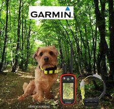 Collare e Palmare gps satellitari cani per cane da caccia garmin Atemos 100 k5