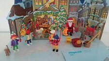 PLAYMOBIL TOY 3368 ADVENT CALENDAR CHRISTMAS SANTA & CAROLERS SCENE