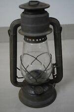 VINTAGE DIETZ JUNIOR COLD BLAST KEROSENE  LANTERN LAMP U.S.A.
